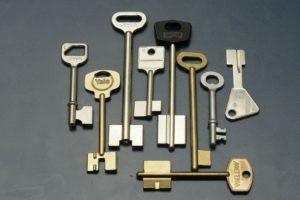 Изготовление ключей в Центре Москвы