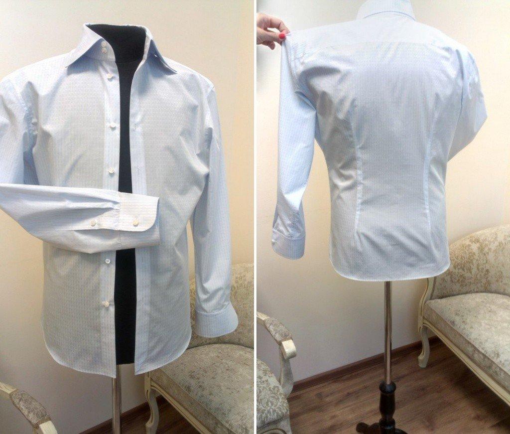 Индивидуальный пошив одежды, мужских и женских костюмов, рубашек в Москве