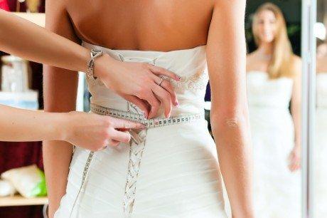 Пошив вечерних и свадебных платьев