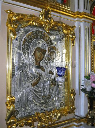Золочение икон в Москве