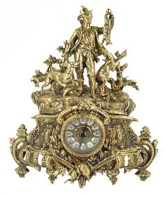 Ремонт каминных часов в Москве