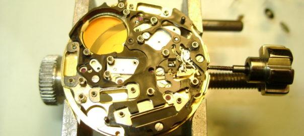 Ремонт кварцевых часов