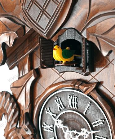 Ремонт часов с кукушкой