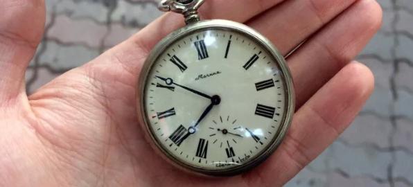 Ремонт карманных часов