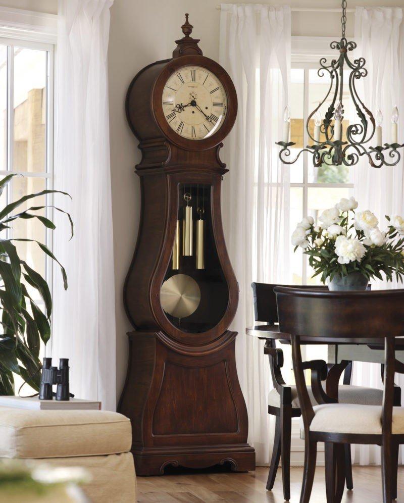 Ремонт напольных часов в Москве