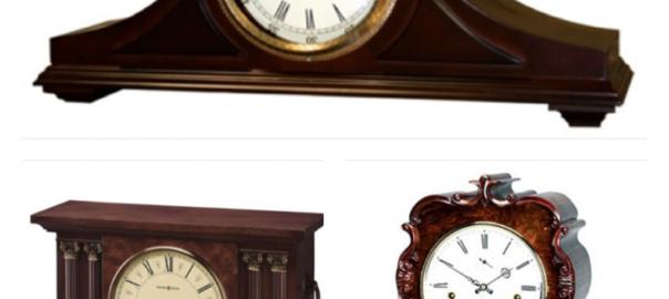 Ремонт настольных часов