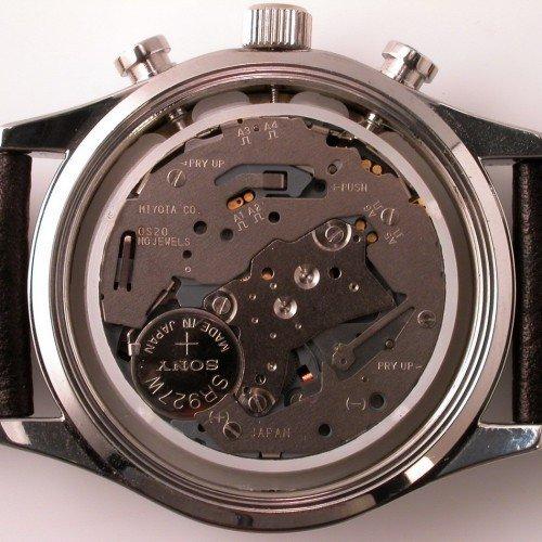Mechanical Watch Movement Vs Quartz Watch Movement