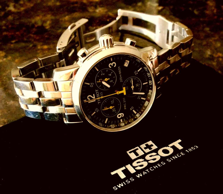 Ремонт часов Tissot в Москве