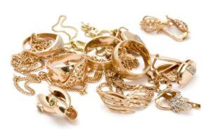 Чистка и уход за ювелирными украшениями